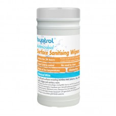 Sanitising Wipes Textured White (6 x 150 Wipes)
