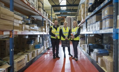Guthries accredited with highest industry standards