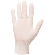 Latex Disp Gloves  (Pk100)