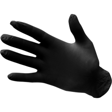 Nitrile Disp Gloves  (Pk100)