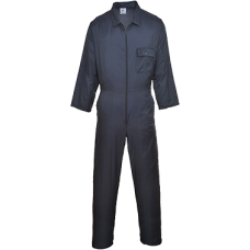 Nylon Zip Boilersuit