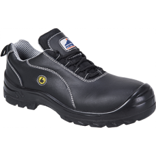 ESD Leather Safety Shoe  S1 - Fit R