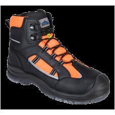 Retroglo Hi-Vis Boot  S3 - Fit R