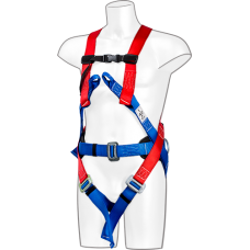 3-Point Harness Comfort