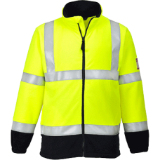 Bizflame Hi-Vis Fleece