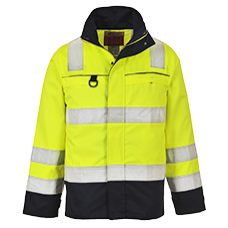 Hi-Vis Multinorm Jacket