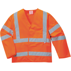 Hi-Vis Jacket FR Finish