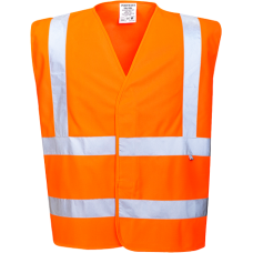 Hi-Vis FR Treated Vest
