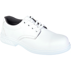 Laced Safety Shoe  S2 - Fit R