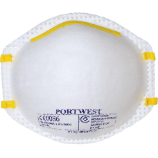 P1 Disp Respirator  (20)