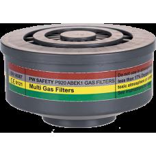 ABEK1 Screw-In Filter  (Pk4)