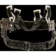 Slip Ratchet Helmet Harness