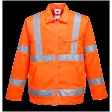 Hi-Vis Polycotton Jacket RIS