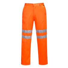 Hi-Vis Polycotton Trousers RIS
