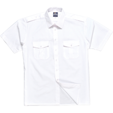Pilot Shirt Short Sleeve