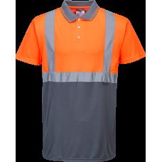 Hi-Vis 2-Tone Polo Shirt