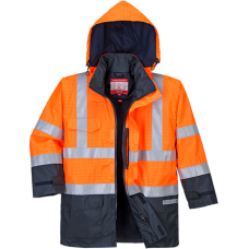 Hi-Vis Multi Protection Jacket
