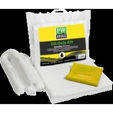 Oil Only Spill Kit 20L  (Pk6)
